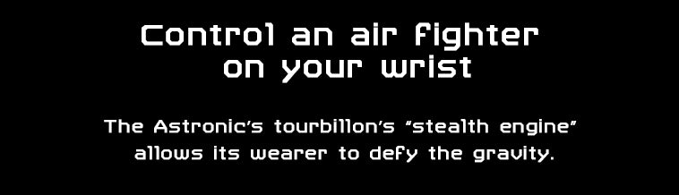 control an air fighter on your wrist