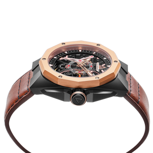 AVIATE SKELETON | ROSE GOLD