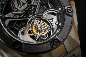 STEALTH TOURBILLON | CAMOUFLAGE