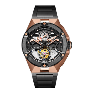 STEALTH TOURBILLON | ROSE GOLD