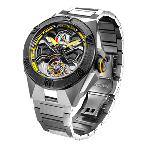 STEALTH TOURBILLON | YELLOW