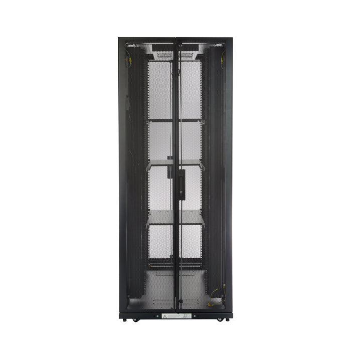 4Cabling 42RU 800mm Wide x 1070mm Deep Premium Server Rack with Bi-Fold Mesh Door