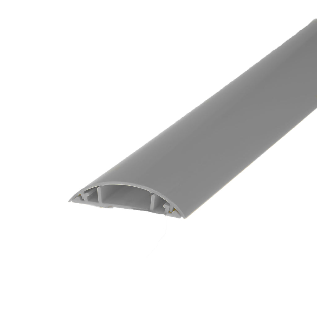 Cable Cover - 60mm x 13mm x 2m: Grey