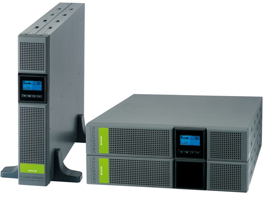 Socomec NETYS PR RT 3300VA Tower / Rack UPS