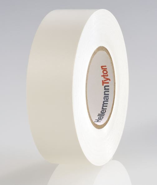 Electrical Insulation Tape - White: 10 Pack