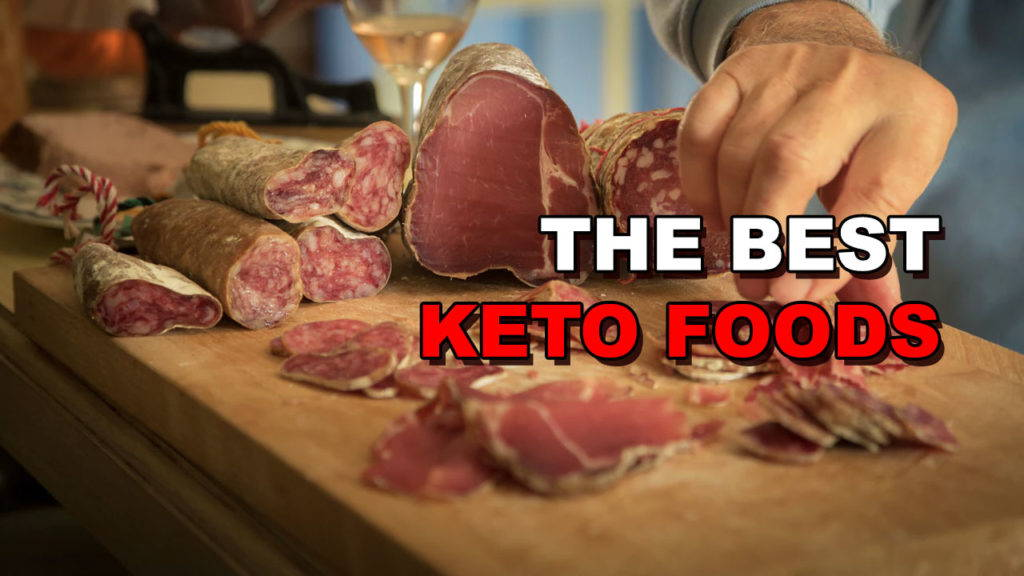 The 12 Best Keto Foods – Zero Carb Foods That Don't Break Ketosis