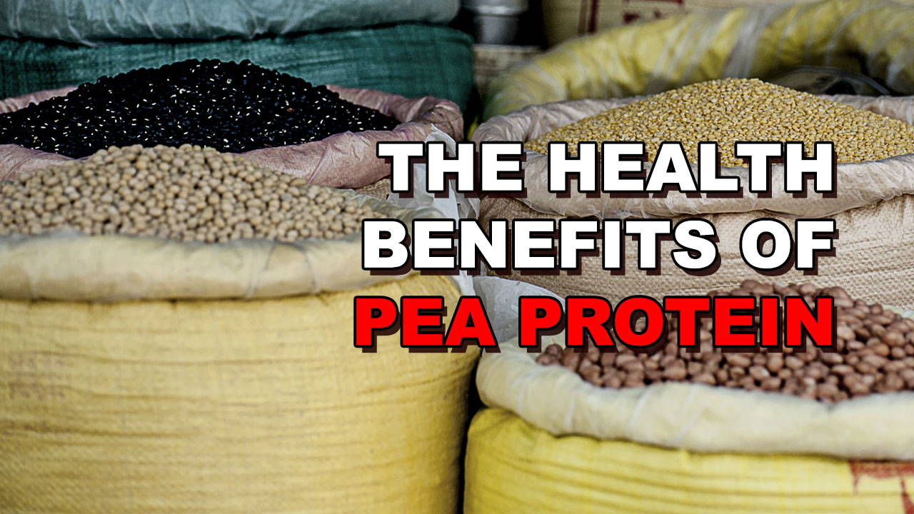 The 5 Main Benefits of Pea Protein