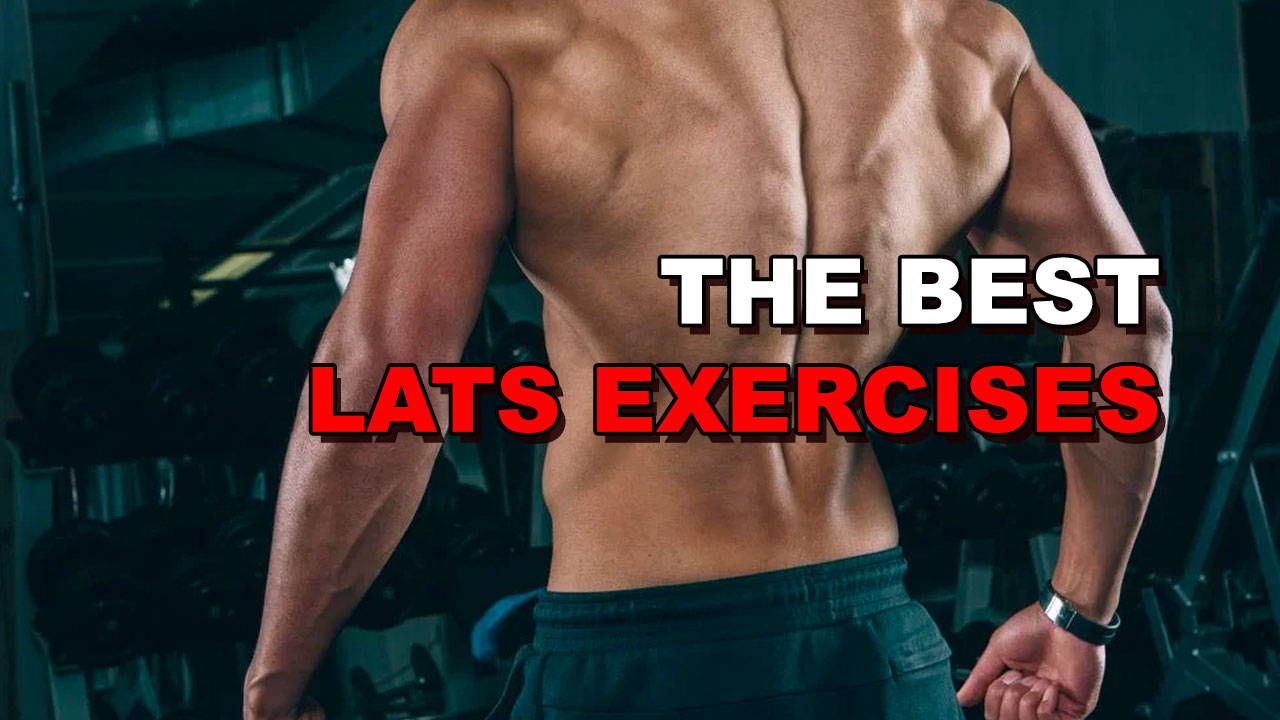 The 5 Best Exercises For Growing Thick Lats