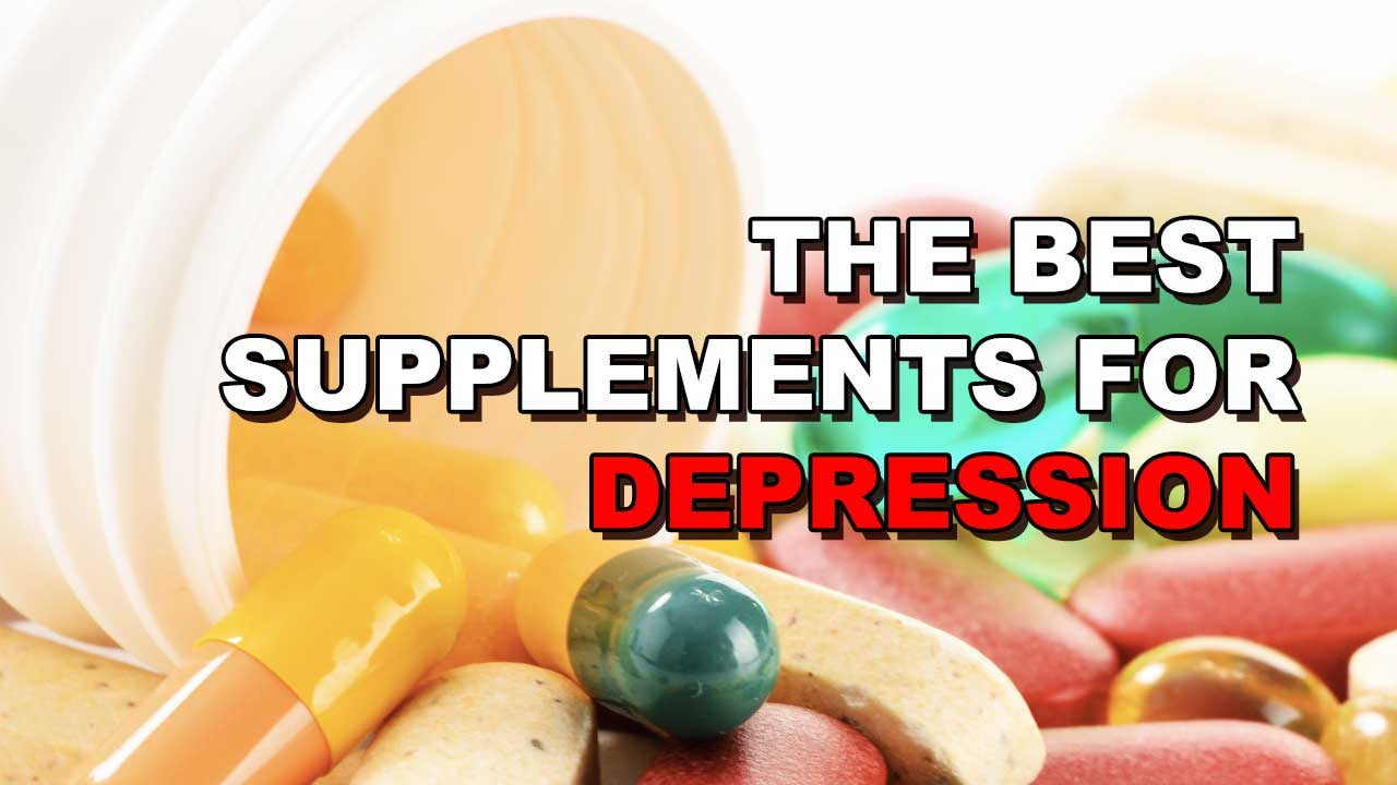 The 4 Best Supplements For Reducing Depression