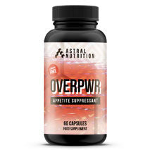 Overpwr Appetite Suppressant