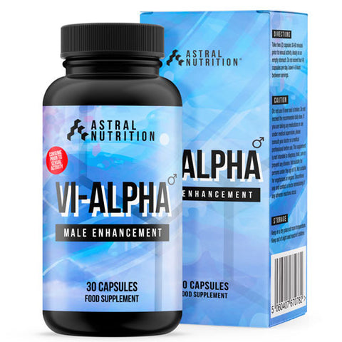 Vi-Alpha Male Enhancement Pills