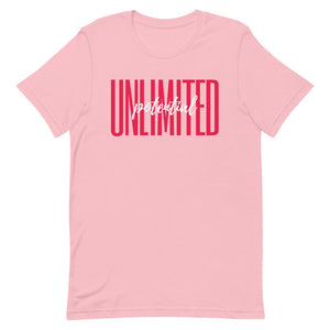 Unlimited Potential Short-Sleeve Unisex T-Shirt