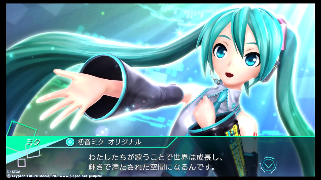 Hatsune Miku -Project DIVA- X HD Play Report