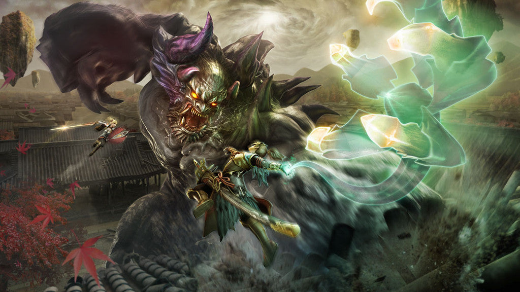 "ω-Force's ""Toukiden 2"" Features Open World And New Ability ""Demon Hand"""