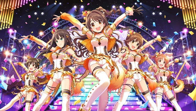 "PSVR Game ""Idolmaster Cinderella Girls Viewing Revolution"" Launches Together with Special In-game Goods"