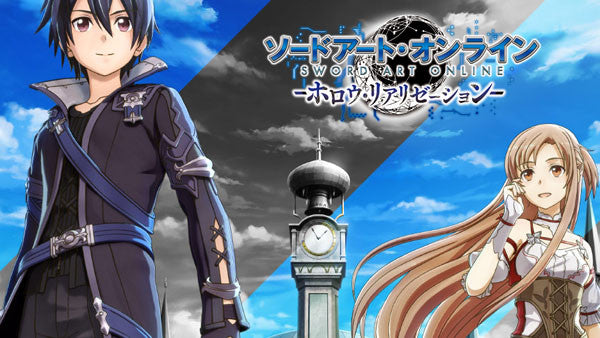 Sword Art Online Hollow Realization Updates : New Characters, Gameplay Systems, and DLC
