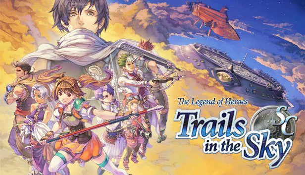 A guide to finding Trails in the Sky SC's hidden items Gambler Jack
