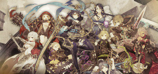 SINoALICE, Yoko Taro's Newest Smartphone Game Features Twisted Fairytale Heroines