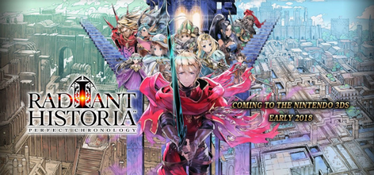 Radiant Historia: Perfect Chronology Features New Characters, Scenarios and Dungeons