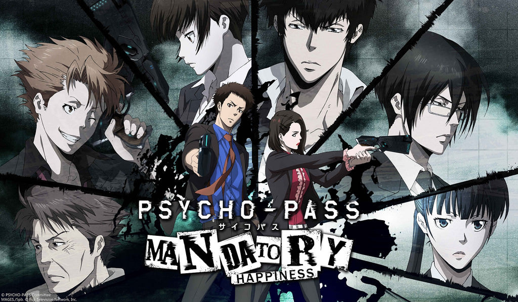 Psycho-Pass: Mandatory Happiness for PC to be released on April 27