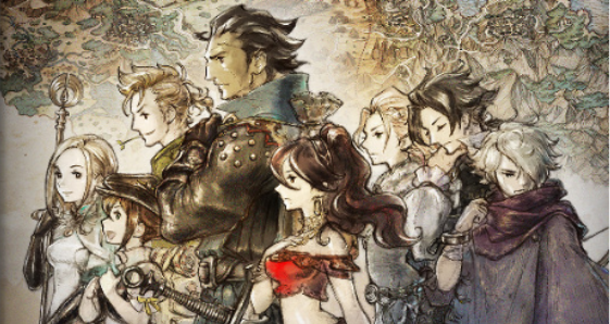 Untold Stories of Octopath Traveler Development: Surpassing the Deified Pixel Art