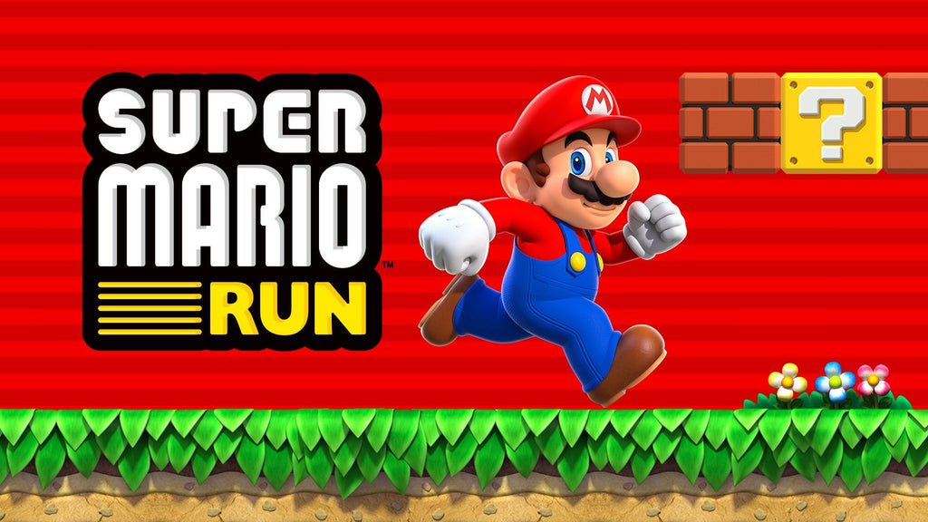 "Nintendo's New Smartphone Game, ""Super Mario Run"" Play Report"