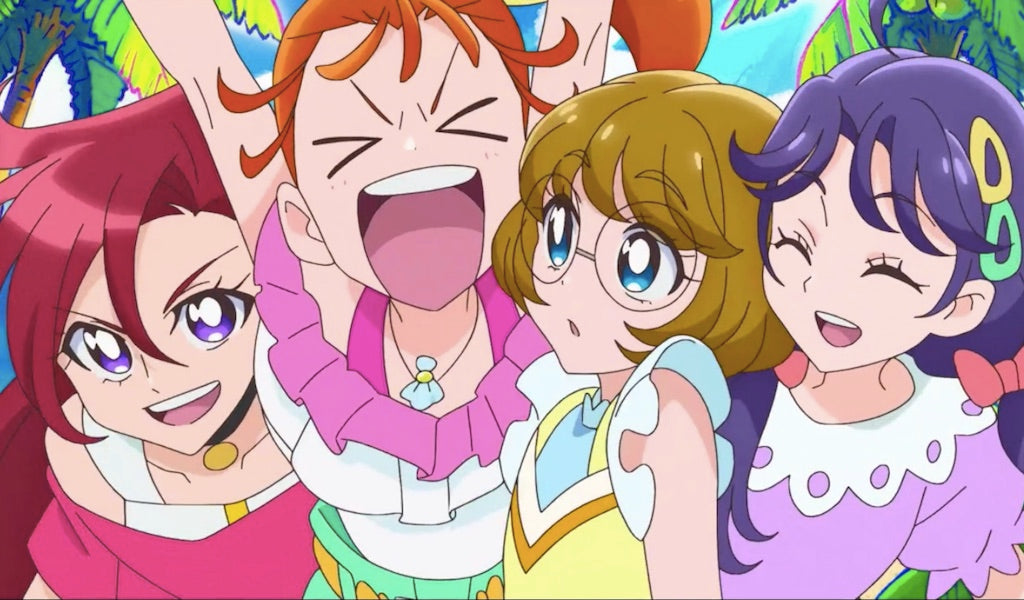 Tropical Rouge! Precure Early Thoughts