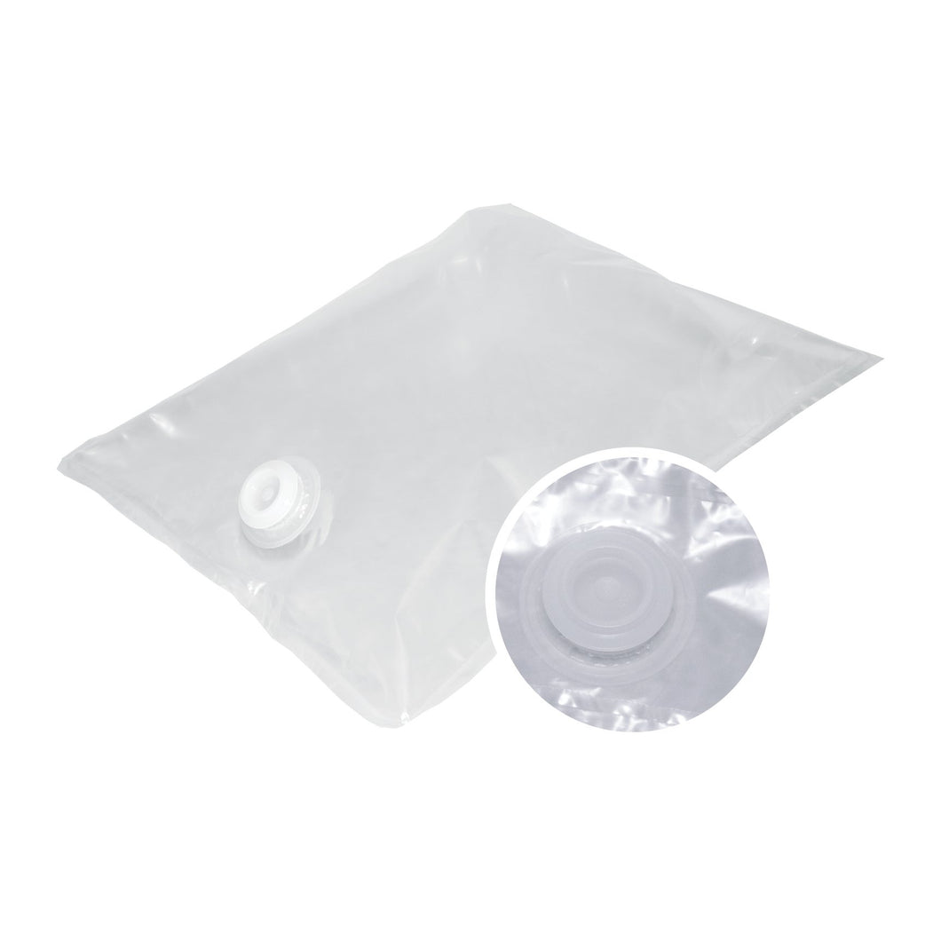 Rapak 2.5 Gallon Dairy Bags with Flat Cap for Bag-in-Box