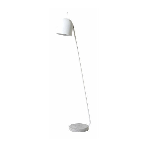 Calder Floor Lamp White