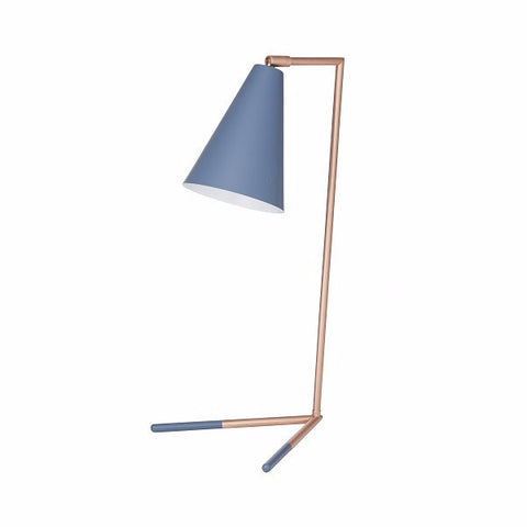 Chicago Table Lamp Blue