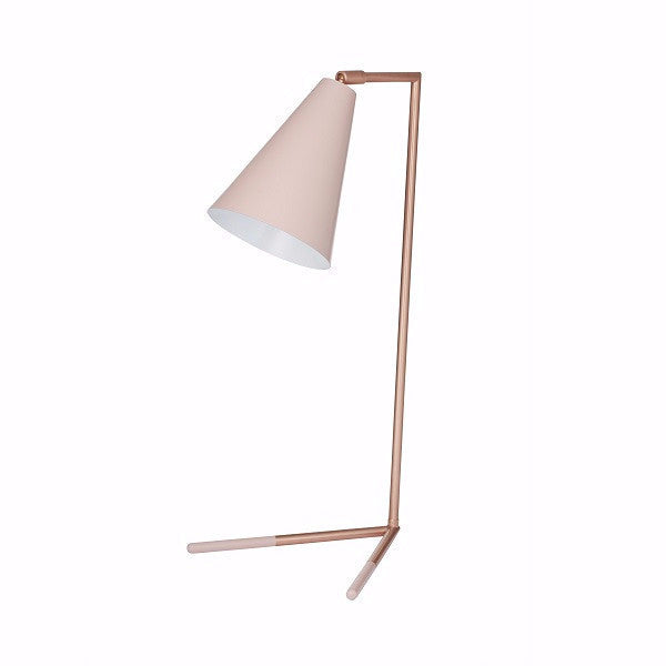 Chicago Table Lamp Blush