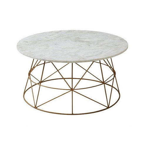 Klein Marble Coffee Table | Furniture