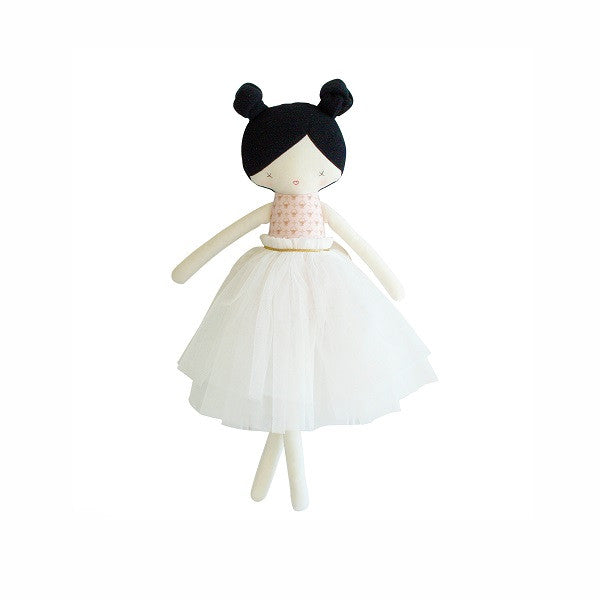 Toy | Collette Doll 52cm Pale Pink & Ivory