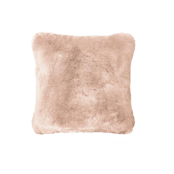 Plain Faux Fur Nude | Cushion