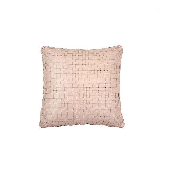 Nevada Leather Cushion Nude