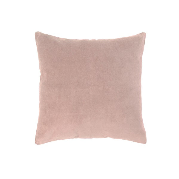 Velvet Cushion Rosewater