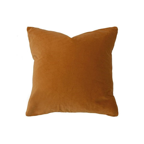 Velvet Cushion Sienna