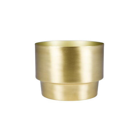 Behr & Co | Century Pot Brass | Decor