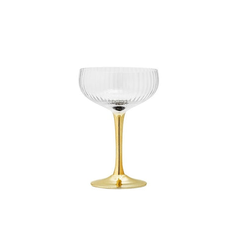 Bloomingville | Champagne Glass Clear