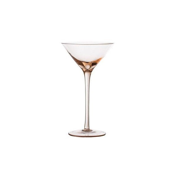 Bloomingville | Cocktail Glass Rose Set of 6