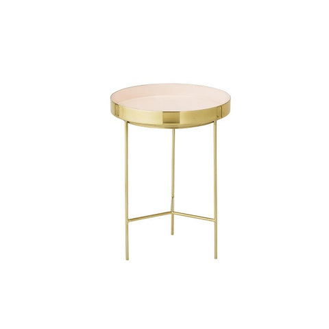 Bloomingville | Tray Table Rose | Furniture