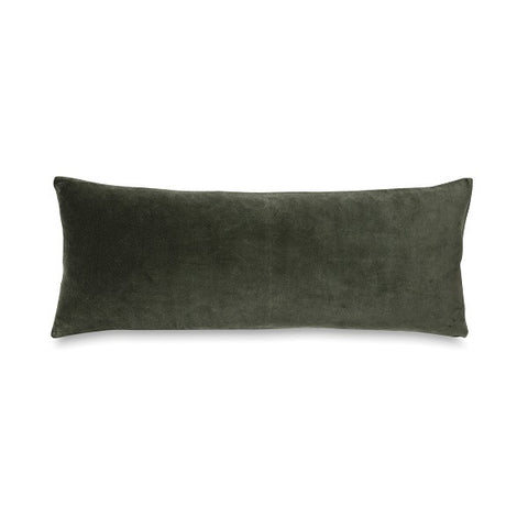 Citta Design | Cotton Velvet Cushion - Forest