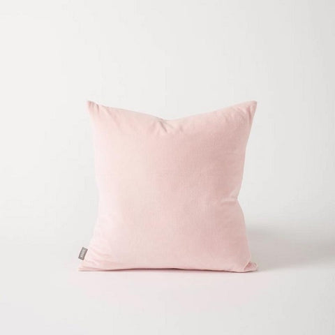 Citta Design | Cotton Velvet Cushion - Petal