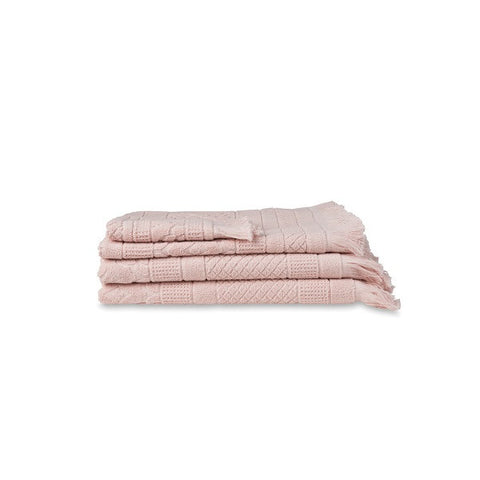 Citta Design | Jacquard Towel Range Dusk | Bathroom