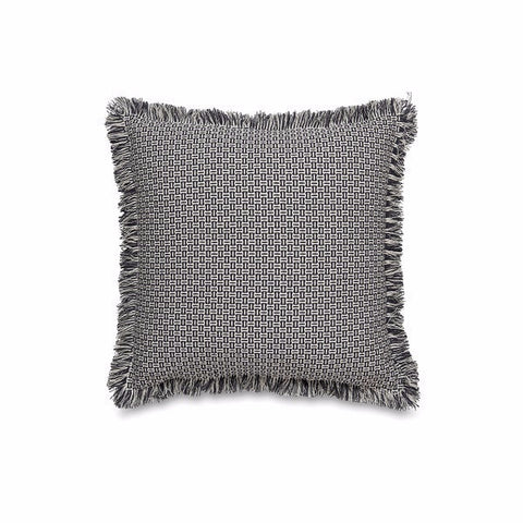Citta Design | Parker Woven Fringed | Cushion