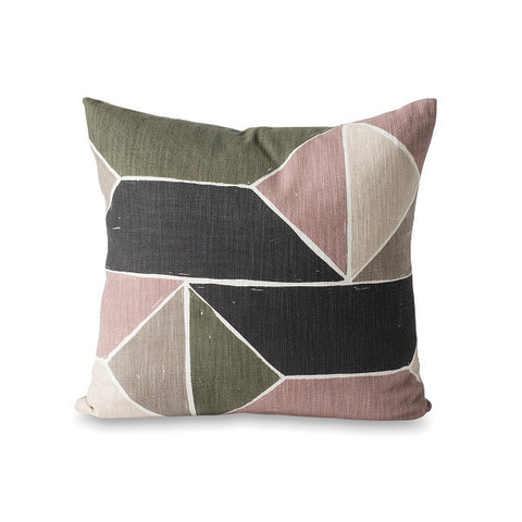 Citta Design | Paso Printed Cushion - Multi