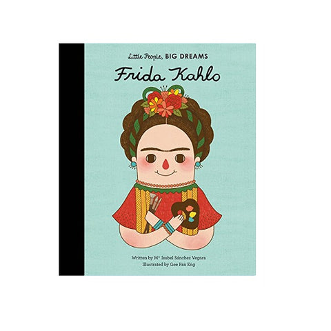 Little People, Big Dreams - Frida Kahlo | Book