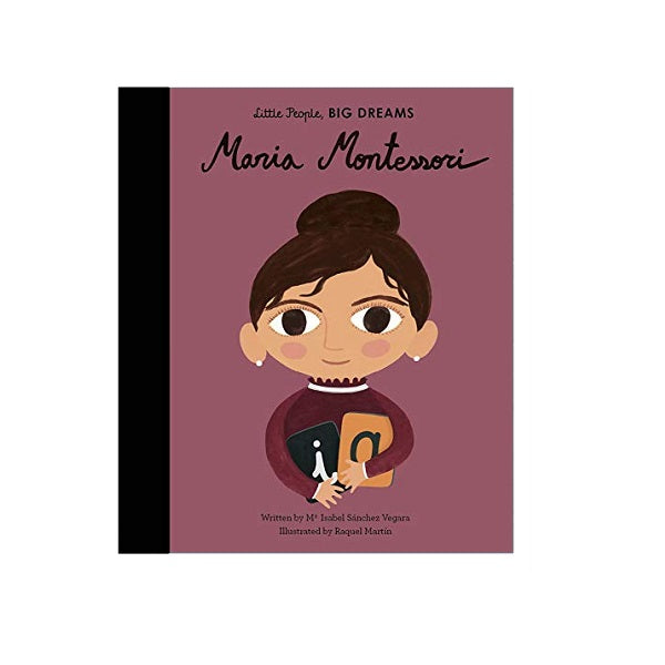 Little People, Big Dreams - Maria Montessori | Book