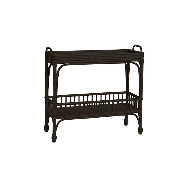 Palm Springs Bar Cart Black | Furniture