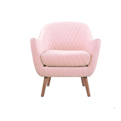 Darcy & Duke | Coco Club Chair Baby Pink | Furniture